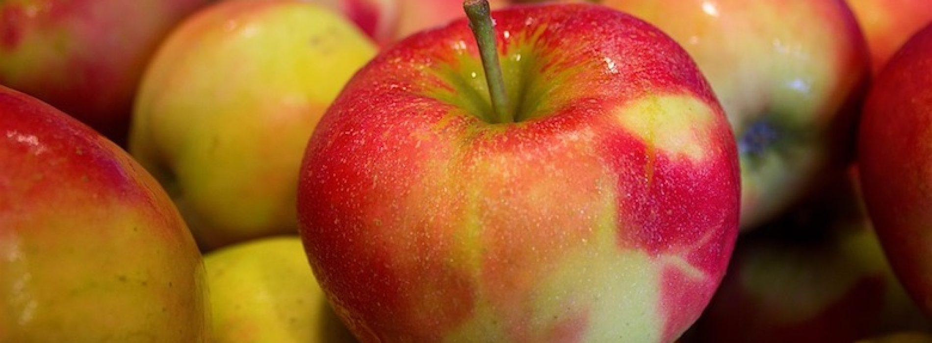 Dit zijn de redenen waarom je een appel ALTIJD met schil zou moeten eten!