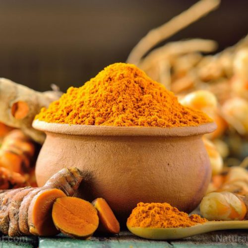 Curcumine verbetert de symptomen van NAFLD en obesitas