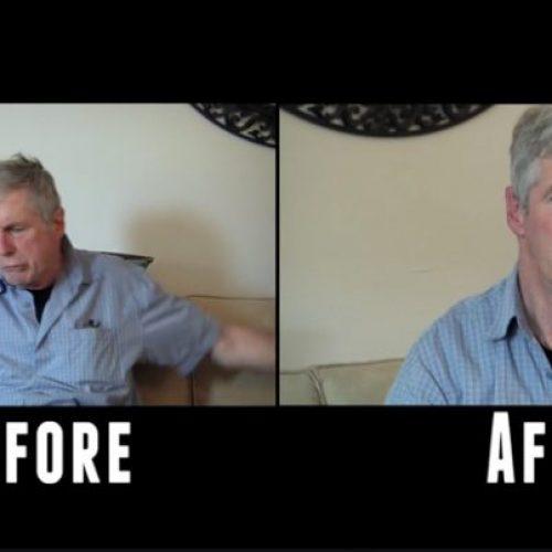 Video: EX-agent verbaasd na inname van medicinale marihuana voor Parkinson