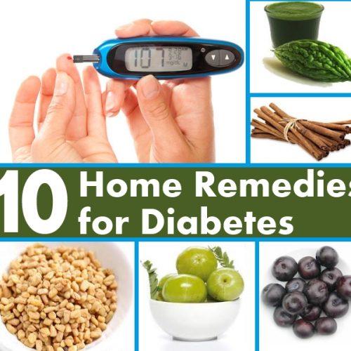 10 huismiddeltjes voor het behandelen van diabetes