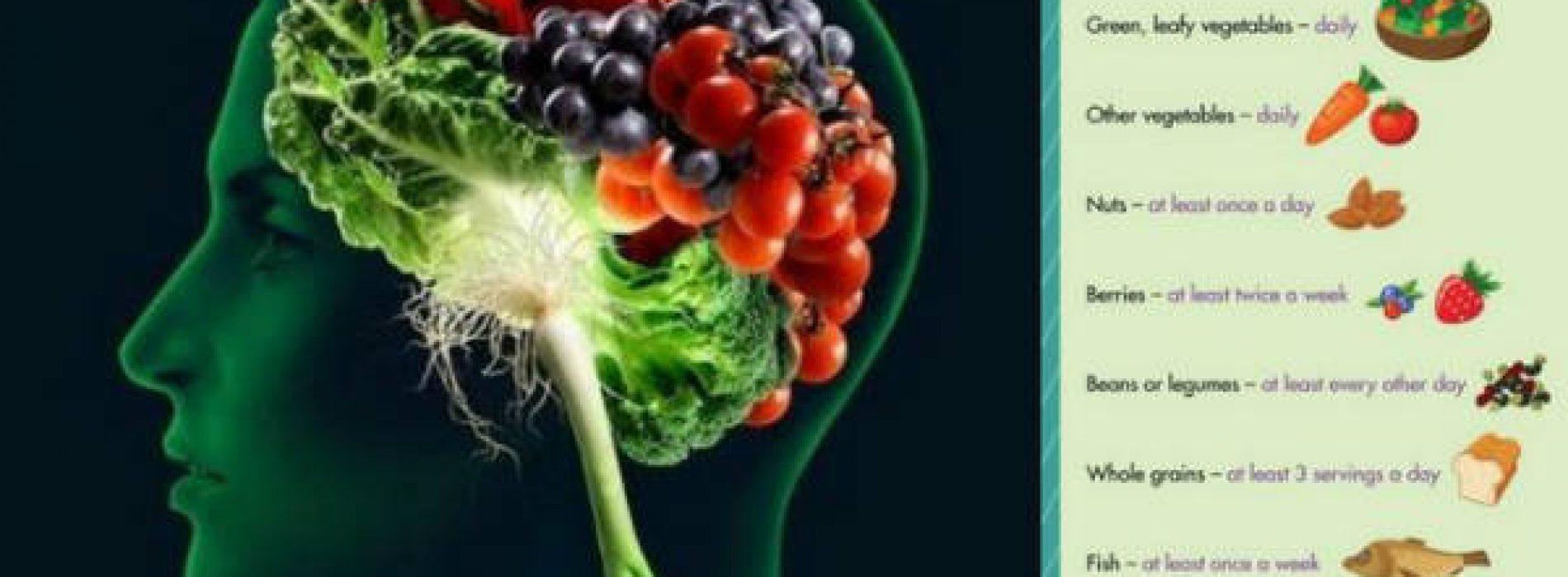 Heb je gehoord van het MIND-dieet? Zo kan eten de gezondheid van de hersenen verbeteren