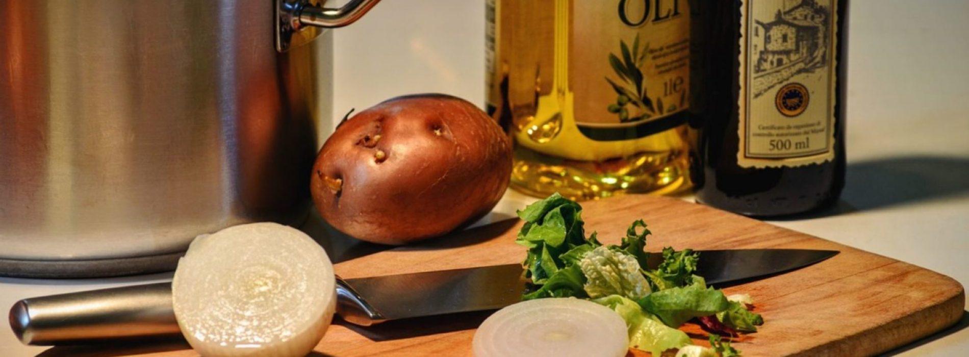 Extra vergine olijfolie houdt gezonde eigenschappen bij het koken