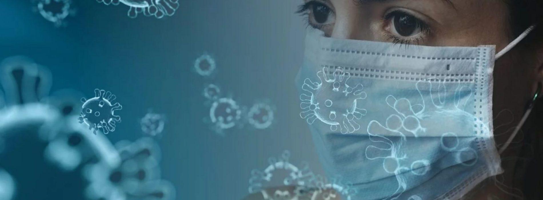 Beste materiaal voor zelfgemaakte gezichtsmaskers kan een combinatie zijn van twee stoffen