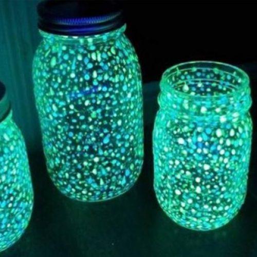 Fairy-lantaarns maken met metselaarpotten