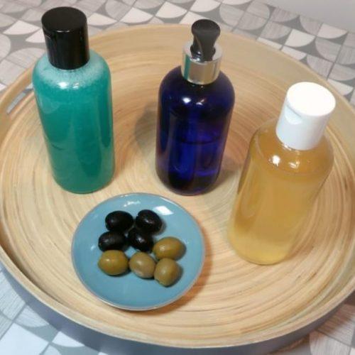 10 natuurlijke toepassingen voor vloeibare Castille zeep