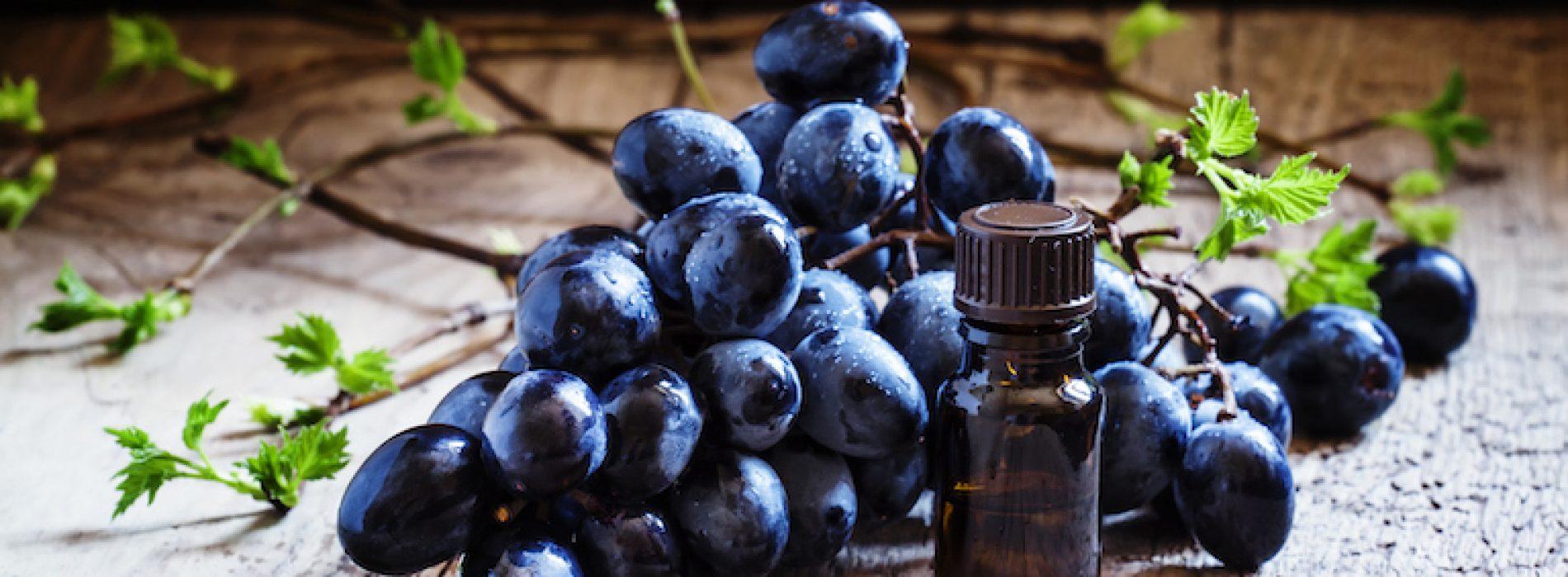 Bloedstolsel RISICO: deze unieke verbinding in druivenpitextract helpt uw bloedsomloop te beschermen