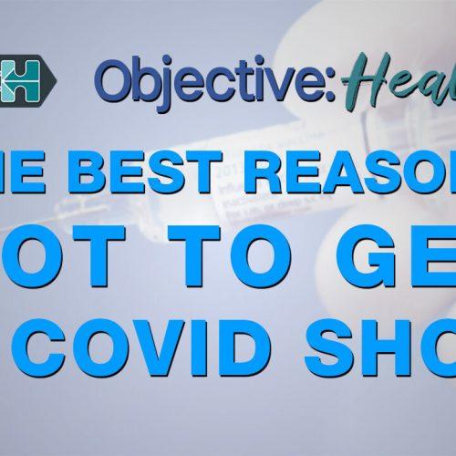 De beste redenen om geen Covid-injectie te nemen