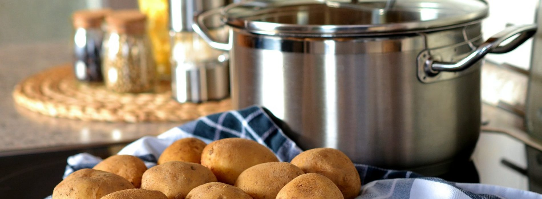 Zes redenen waarom aardappelen goed voor je zijn