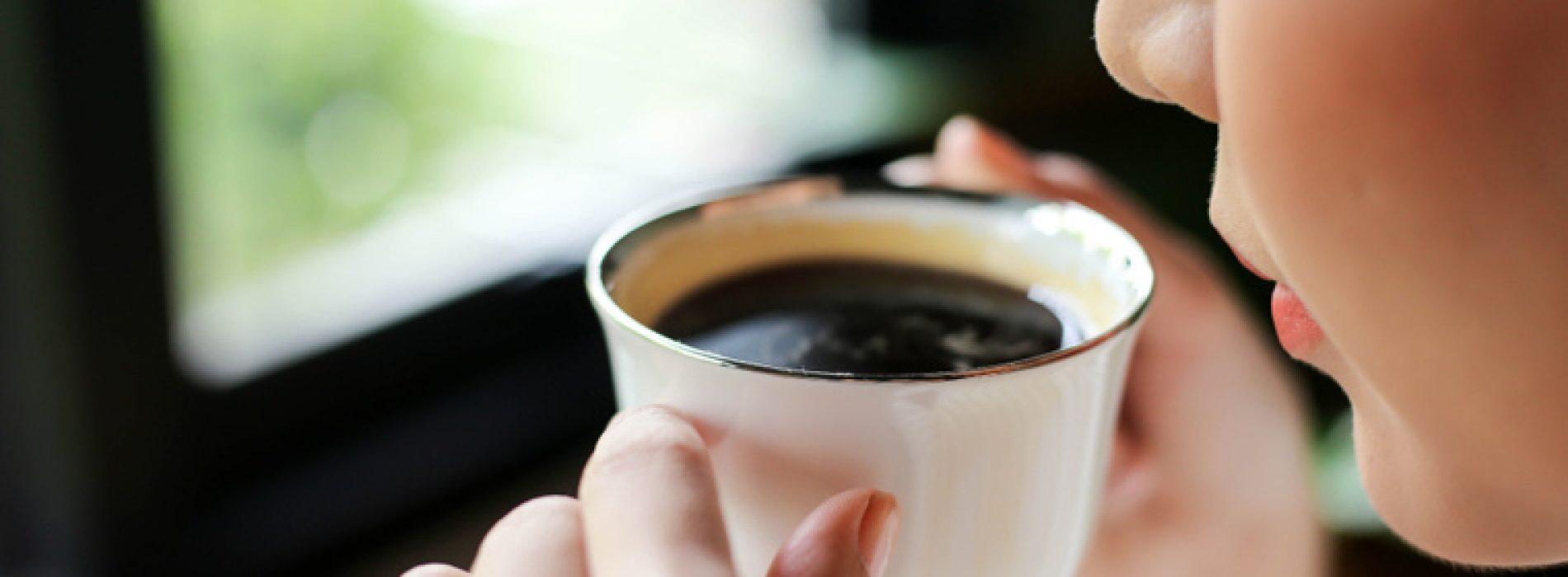 Koffie kan je lever een boost geven